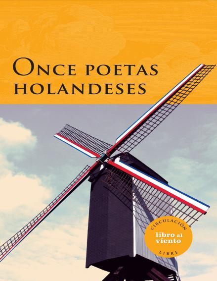 Once poetas holandeses. Edición bilingüe