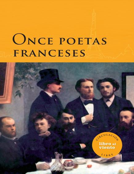 Once poetas franceses. Edición bilingüe.