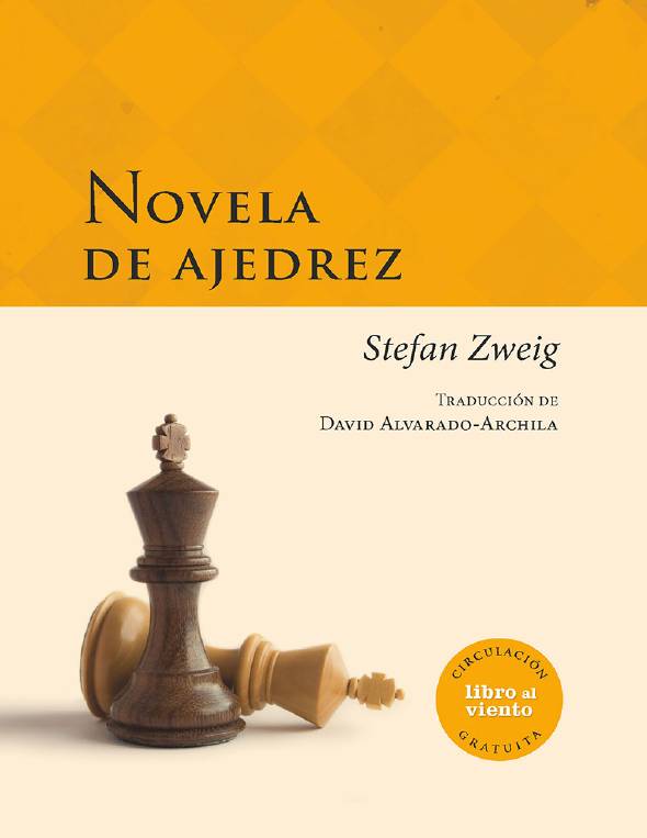 Imagen de apoyo de  Novela de ajedrez
