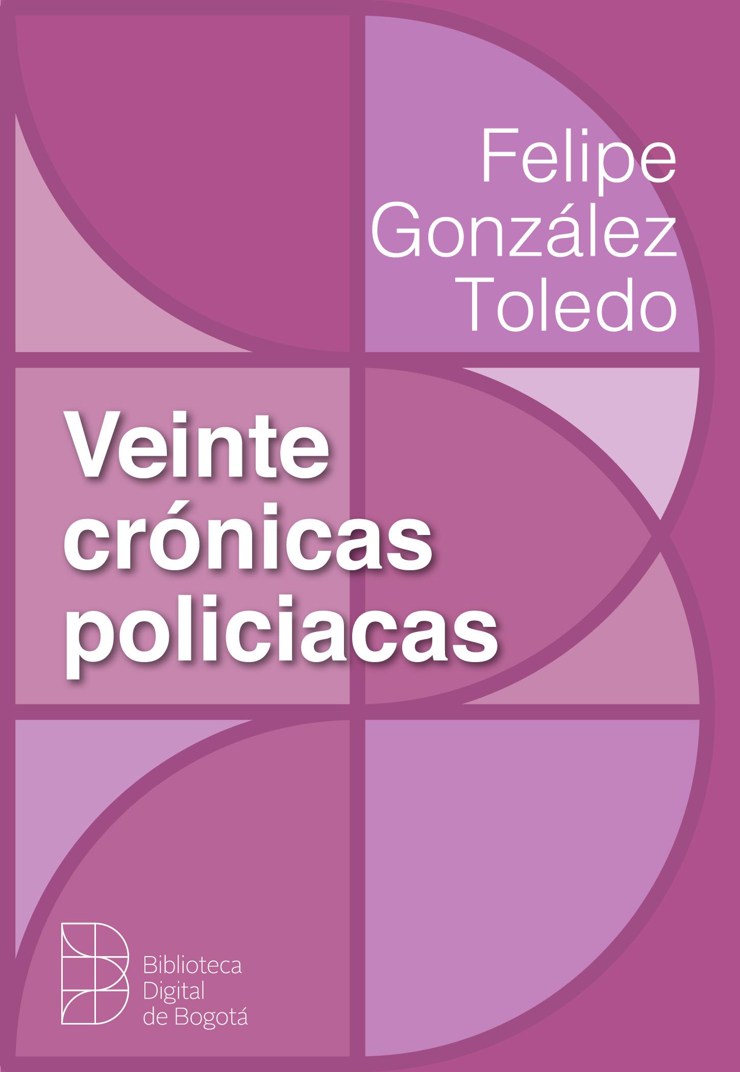 Imagen de apoyo de  Veinte crónicas policíacas