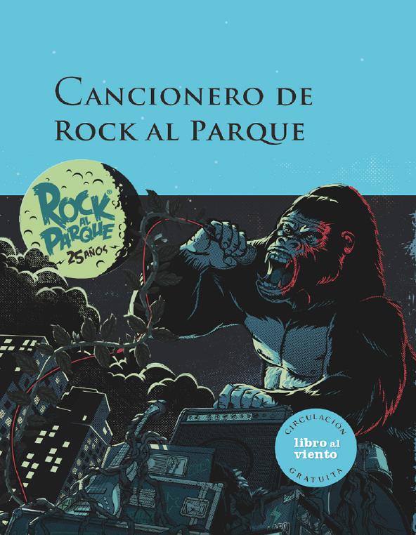 Imagen de apoyo de  Cancionero de Rock al Parque