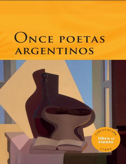 Imagen de apoyo de  Once poetas argentinos