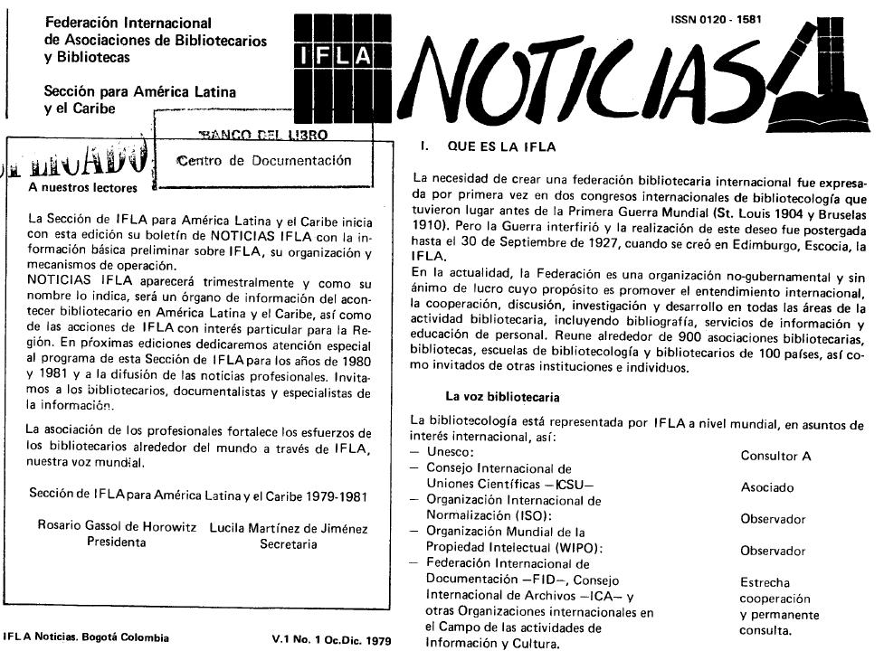 Imagen de apoyo de  Boletín noticias IFLA 1