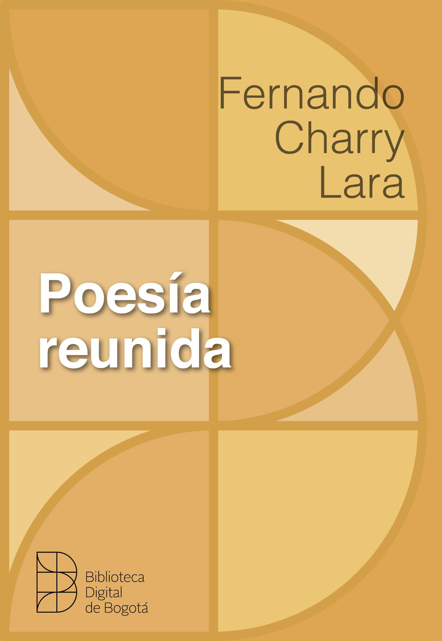 Imagen de apoyo de  Poesía reunida