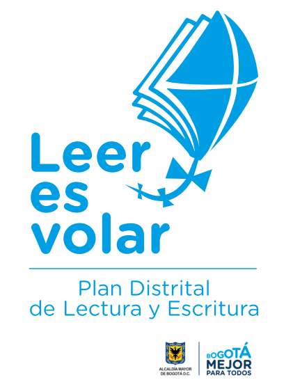 Imagen de apoyo de  Leer es volar: Plan Distrital de Lectura y Escritura