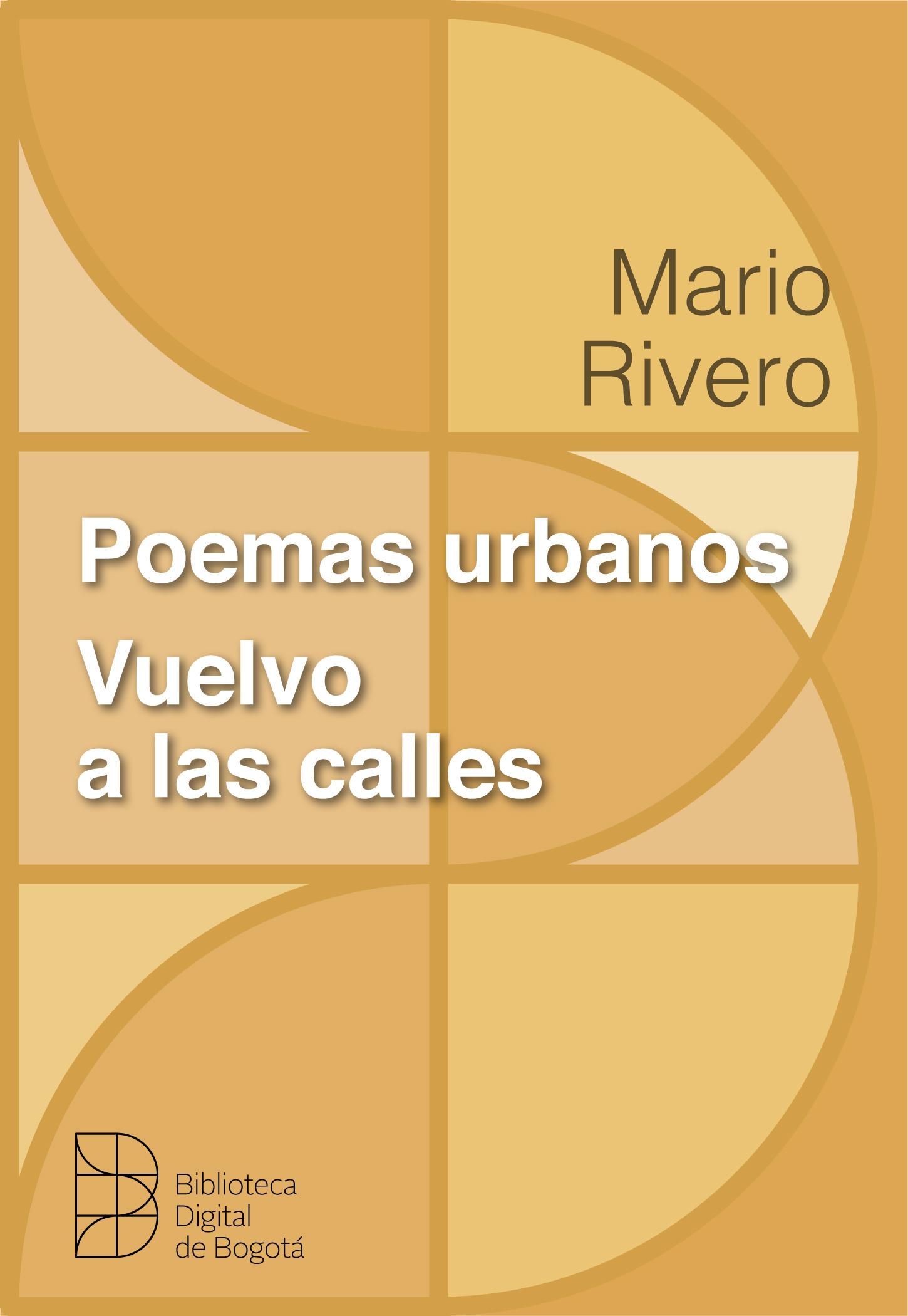 Imagen de apoyo de  Poemas urbanos: vuelvo a las calles