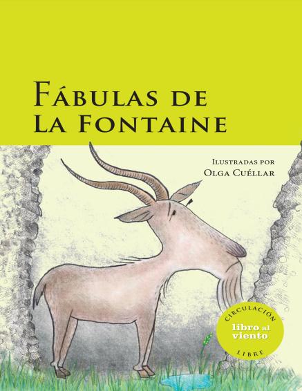 Imagen de apoyo de  Fábulas de La Fontaine