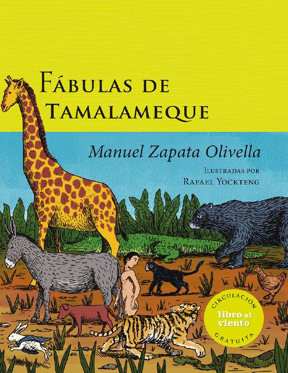 Imagen de apoyo de  Fábulas de Tamalameque