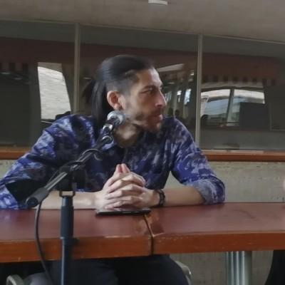 Testimonio del guitarrista Rodrigo Mancera sobre la grabación en vivo del disco debut de la banda Morfonia