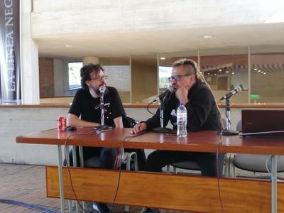 Testimonio de Hugo Ospina sobre sus experiencias con la música rock en relación a su familia