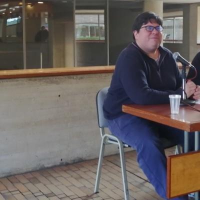 Testimonio de José Plata sobre la convivencia ciudadana que procura Rock al Parque