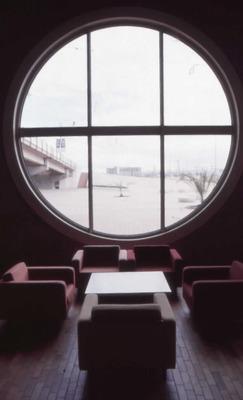 Sala de espera de la Biblioteca Pública El Tintal Manuel Zapata Olivella
