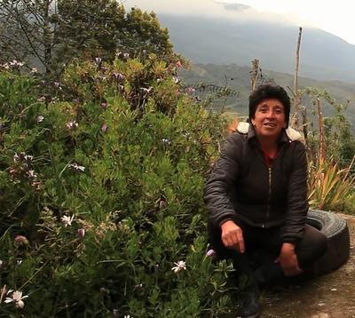 """Entrevista a María Ríos, habitante de la Vereda """"El Itsmo"""" en Sumapaz"""