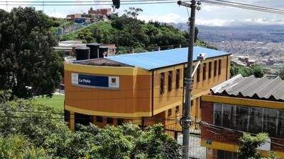 Biblioteca Pública La Peña