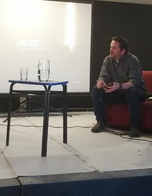 Testimonio de Ricardo Durán acerca de las discotiendas y la compra de su primer vinilo.