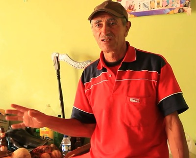 Entrevista a Luis Alfredo Romero, habitante del Sumapaz