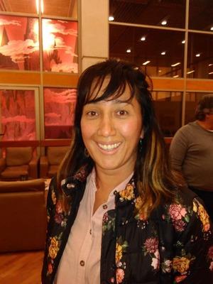 Testimonio de Gloria Pedraza sobre discos, artistas y su implicación en la vida familiar