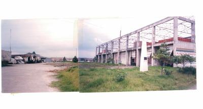 Antigua planta de transferencia de basura de la Empresa Distrital de Servicios Públicos
