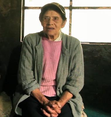 """Entrevista a Blanca Huertas, habitante de la vereda """"El Itsmo"""" en Sumapaz"""
