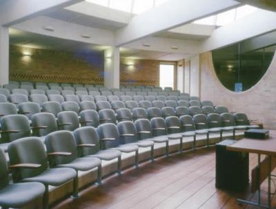 Auditorio de la Biblioteca Pública Virgilio Barco