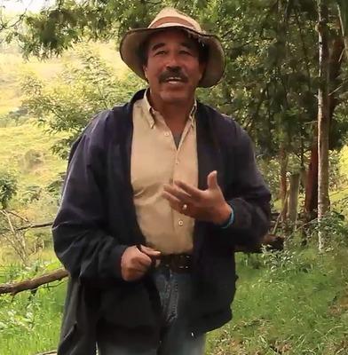 """Entrevista a Misael Baquero, habitante de la Vereda """"Santo Domingo"""" en Sumapaz"""