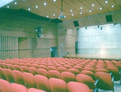 Auditorio de la Biblioteca Pública El Tunal Gabriel García Márquez