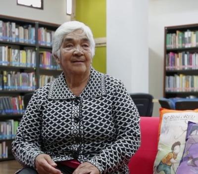 Concepción Mora de Ruíz (Biblioteca Pública La Peña, Urbano)