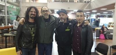 Testimonio de Daniel Casas acerca del contexto del rock bogotano de la década de los años noventa y el boom del rock en español