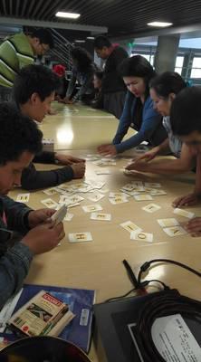 IV Laboratorio de co-creación en la Biblioteca Pública El Tunal Gabriel García Márquez