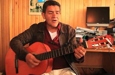 """Interpretación de la canción """"Aguacero"""", de Alfredo Díaz"""