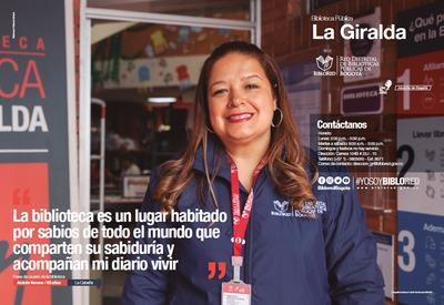 Brochure Biblioteca Pública La Giralda