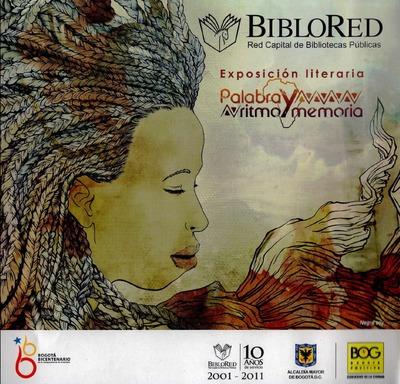 "Exposición literaria ""Palabra, ritmo y memoria"""