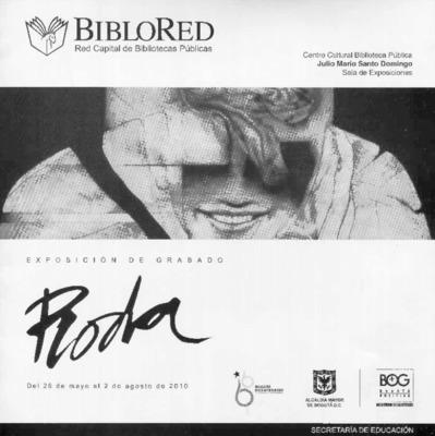 Exposición de grabado de Juan Antonio Roda