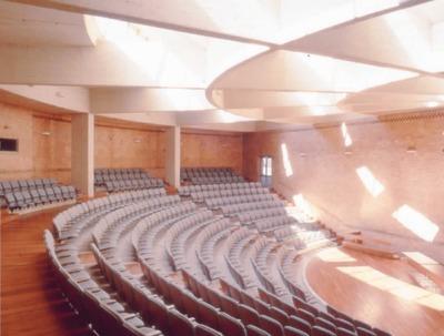 Auditorio de la Biblioteca Pública Virgilio Barco. Fotografía 3