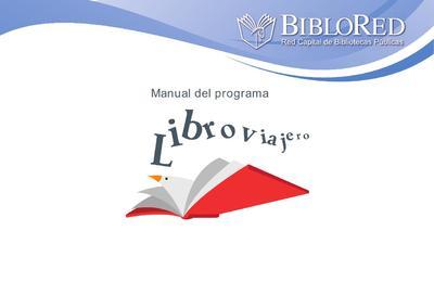 Manual del programa Libro Viajero