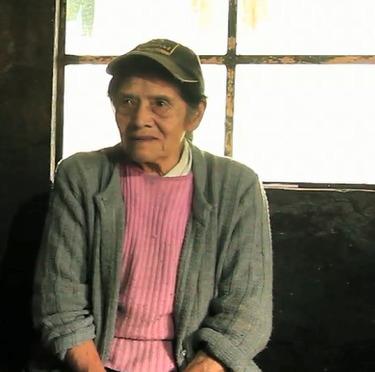 Testimonio de Blanca Huertas sobre su inició como partera en Sumapaz
