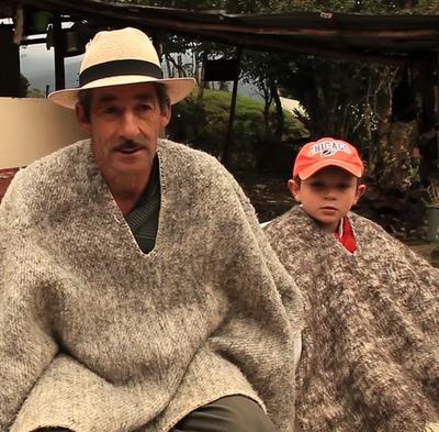 """Entrevista a Carlos Díaz, habitante de al vereda """"Las Ánimas"""" en Sumapaz"""