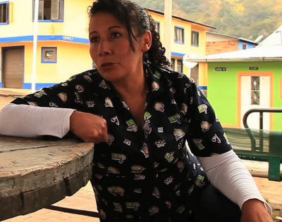 Testimonio de Esperanza Rubiano sobre la resistencia de los habitantes de Sumapaz en épocas de sus abuelos